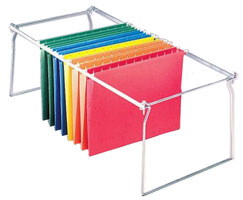hanging file folder frame