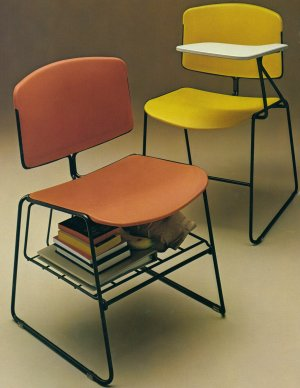 Steelcase Max Stacker
